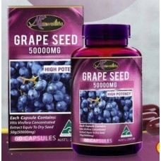 Auswelllife Grape Seed 50000 mg.