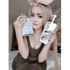 Milky White Plus Whitening Body Lotion โลชั่นน้ำนม SWP