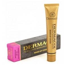 Dermacol Make Up Cover Foundation ครีมรองพื้น เดอร์มาคอล เก็บเงินปลายทางทั่วประเทศ