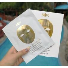 MOJO มาร์คหน้าทองคำแท้บริสุทธิ์ 99.9% (มาร์คนำเข้าจากเกาหลี) เก็บเงินปลายทางทั่วประเทศ